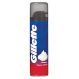 Пена для бритья GILLETTE (Жиллет), 200 мл, «Classic Clean», чистое бритье, для мужчин