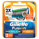 ������� ������� ��� ������ GILLETTE (������) «Fusion ProGlide Power», 2 ��., ��� ������