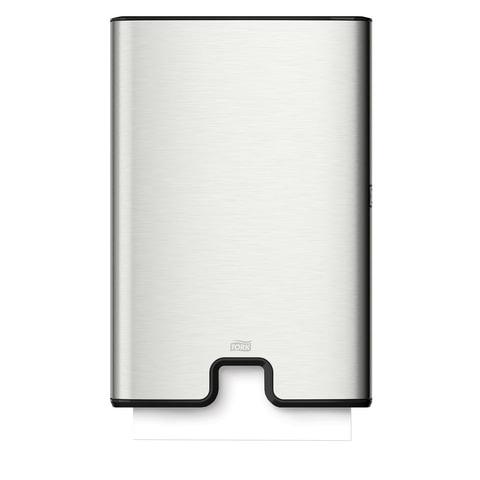 Диспенсер для полотенец TORK (Система H2) Image Design, Multifold, металлический, 460004