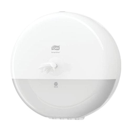 Диспенсер для туалетной бумаги TORK (Система T8) SmartOne, белый, 680000