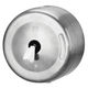 Диспенсер для туалетной бумаги TORK (Система T8) SmartOne, металлик, бумага 126503, 472054