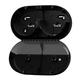 Диспенсер для туалетной бумаги TORK (T9) SmartOne, двойной, mini, черный, бумага 126504, 682008