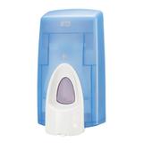 Диспенсер для жидкого мыла-пены TORK (Система S34), синий, 0,8 л, картридж 600460, 470210