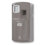 Диспенсер для аэрозольного освежителя воздуха TORK (А1), серый, электронный, картриджи 602975 — 976