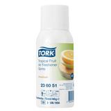 Картридж аэрозольный TORK (А1) Premium, 75 мл, тропический аромат, диспенсер 600297, 602973, 236051