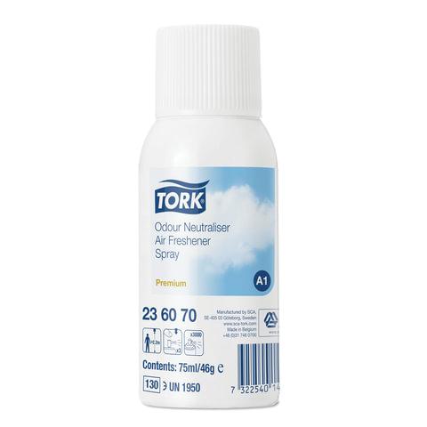 Картридж аэрозольный TORK (Система А1) Premium, 75 мл, нейтрализатор запахов, 236070