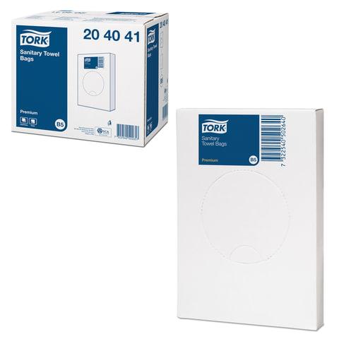 Пакеты гигиенические TORK (B5) Premium, 25 шт., полиэтиленовые, 2 л, диспенсеры 602984 — 985