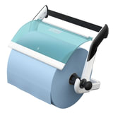 Диспенсер для протирочной бумаги TORK (W1) Performance, настенный, белый, бумага 127845-853,124542, 652100