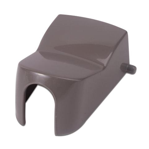 Кнопка подачи мыла для диспенсера TORK (Система S1) Aluminium, серая, для жидкого мыла, 203045