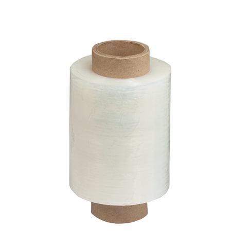Стрейч-пленка для упаковки (мини-рулон), ширина 100 мм, длина 200 м, 0,37 кг, 20 мкм
