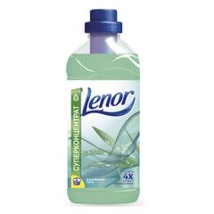 Кондиционер-ополаскиватель для белья 2 л, LENOR (Ленор) «Альпийские луга», концентрат