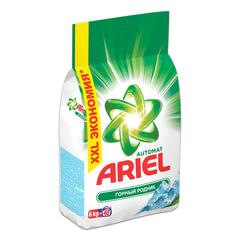 Стиральный порошок-автомат 6 кг, ARIEL (Ариэль), «Горный родник»
