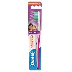 Зубная щетка ORAL-B (Орал-Би) 3-Эффект «Классик», средняя