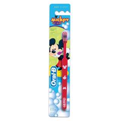 Зубная щетка детская ORAL-B (Орал-Би) Kids «Mickey», для 2-4 лет, мягкая