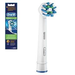 Насадки для электрической зубной щетки ORAL-B (Орал-би) Cross Action EB50, комплект 3 шт.