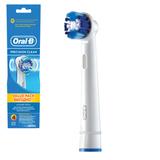 Насадки для электрической зубной щетки ORAL-B (Орал-би) Precision Clean EB20, комплект 4 шт.