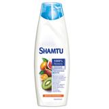Бальзам-ополаскиватель 380 мл, SHAMTU (Шамту) «Энергия фруктов», для нормальных волос