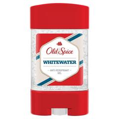 Дезодорант гелевый антиперспирант, 70 мл, OLD SPICE (Олд Спайс) «White Water», для мужчин
