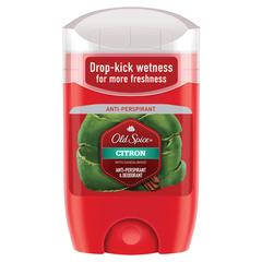 Дезодорант твердый антиперспирант, 50 мл, OLD SPICE (Олд Спайс) «Citron», для мужчин