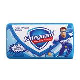 Мыло туалетное антибактериальное, 90 г, SAFEGUARD (Сейфгард), «Сила свежести»