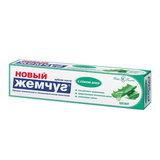 Зубная паста 100 мл, НОВЫЙ ЖЕМЧУГ, комплексная защита десен, с натуральным экстрактом сока алоэ