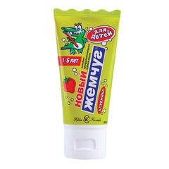 Зубные пасты детские