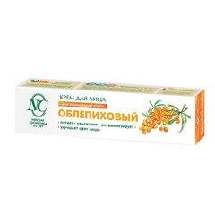 Крем для лица 40 мл, НЕВСКАЯ КОСМЕТИКА «Облепиховый», для нормальной кожи, туба