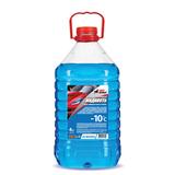 Жидкость незамерзающая 4 л, AUTO EXPRESS до -10°С, на основе изопропилового спирта (безопасная), ПЭТ