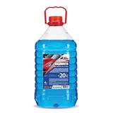 Жидкость незамерзающая 4 л, AUTO EXPRESS, до -20°С, на основе изопропилового спирта (безопасная), ПЭТ