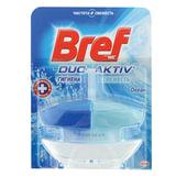 Освежитель WC (для туалета) жидкий, 50 мл, BREF (БРЕФ) Дуо-Актив «Океан»