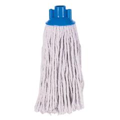Насадка МОП веревочная для швабры ОФИСМАГ «Стандарт», хлопок, ворс 28 см, 200 г, для влажной уборки