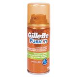 Гель для бритья 75 мл, GILLETTE (Жиллет) Fusion «Sensitive», для чувствительной кожи, для мужчин