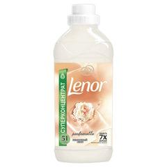 Кондиционер-ополаскиватель для белья, 1,8 л, LENOR (Ленор), «Жемчужный пион», концентрат
