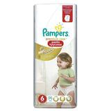 Подгузники-трусики 36 шт., PAMPERS (Памперс) Premium Care Pants, размер 6 (16+ кг)