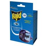 Средство от насекомых фумигатор + пластины RAID (Рейд), 10 пластин
