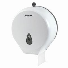Диспенсер для туалетной бумаги KSITEX (Система Т2), mini, белый, ТН-8002A