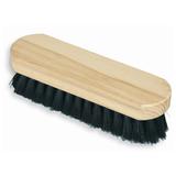 Щетка для обуви, мягкая, длина 16 см, длина щетины 2,7 см, деревянная, YORK