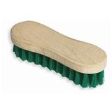 Щетка для одежды, жесткая, длина 15,5 см, длина щетины 2,5 см, деревянная, YORK