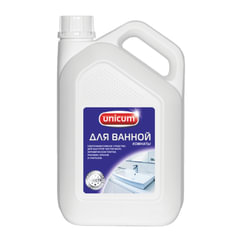 Чистящее средство 3 л, UNICUM (Уникум) «Professional», для ванной комнаты и сантехники