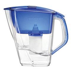 Кувшин-фильтр для очистки воды БАРЬЕР «Гранд Neo», 4,2 л, со сменной кассетой, ультрамарин