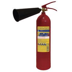 Огнетушитель углекислотный ОУ-2, ВСЕ (жидкие и газообразные вещества, элементы установки), ИНЕЙ
