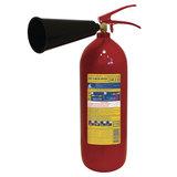Огнетушитель углекислотный ОУ-3, ВСЕ (жидкие и газообразные вещества, элементы установки), ИНЕЙ