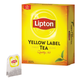 ��� LIPTON «Yellow Label», ������, 100 ��������� � ��������� �� 2 �