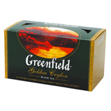 ��� GREENFIELD «Golden Ceylon», ������, 25 ��������� � ��������� �� 2 �