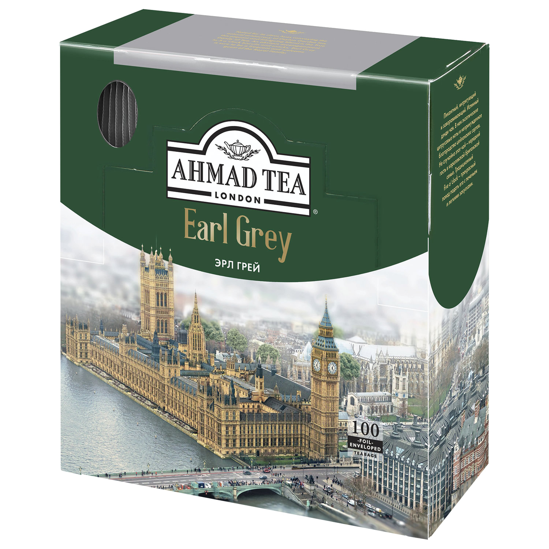 чай ахмад с