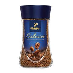 Кофе растворимый TCHIBO «Exclusive», гранулированный, 190 г, стеклянная банка