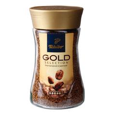 Кофе растворимый TCHIBO «Gold», гранулированный, 190 г, стеклянная банка