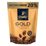 Кофе растворимый TCHIBO «Gold selection», сублимированный, 150 г, мягкая упаковка
