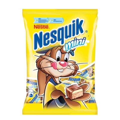 Шоколадные батончики NESQUIK Мини, 186 г