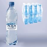 Вода негазированная питьевая АКВА МИНЕРАЛЕ, 0,6 л